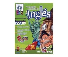 Tell Me More Kids 3.0 Inglés Para Niños (Enlaces descargables para la instalación del programa)