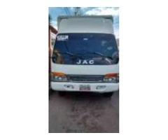 Camion Jac 2008