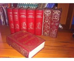 Obras Completas de Simón Bolivar y Colección de Poemarios