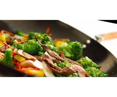 Comida TAILANDESA hecha en tu casa por el Chef