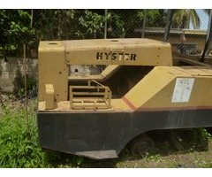 Tampo Hyster