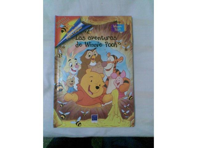 Cuento Infantil Ilustrado Las Aventuras De Winnie Pooh - 1/3