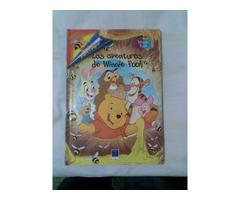 Cuento Infantil Ilustrado Las Aventuras De Winnie Pooh
