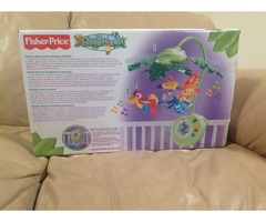 Móvil Musical Tropical Fisher-Price