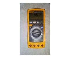 Tester Multimetro Fluke 87IV Industrial.