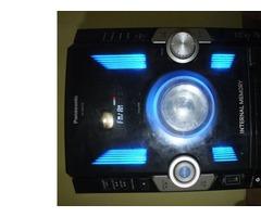 Equipo De Sonido Panasonic Saakx70