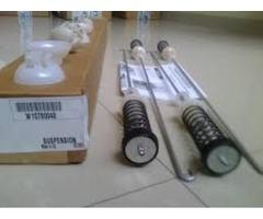 venta de bastones suspenciones varrillas o vastago para lavadora whirlpool original