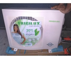 Aire Acondicionado Frigilux de 12Btu Split nuevo en su caja