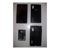 LG-E612g dañado para repuesto