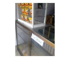 vidriera mostrador