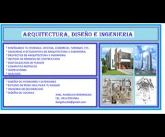 Arquitectos e Ingenieros Ofrecen servicios Profesionales