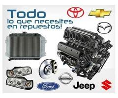 Repuestos y Accesorios Chevrolet