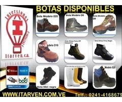 Botas De seguridad Punta de Acero para Obreros Calzado Industrial