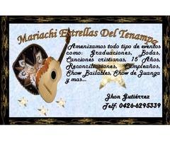 MARIACHI ESTRELLAS DEL TENAMPA (BARINAS-VENEZUELA)