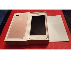 Apple iPhone 7 Plus 256GB Rose Gold