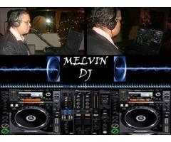 MELVIN DJ tiene la música más  genial para sus fiestas