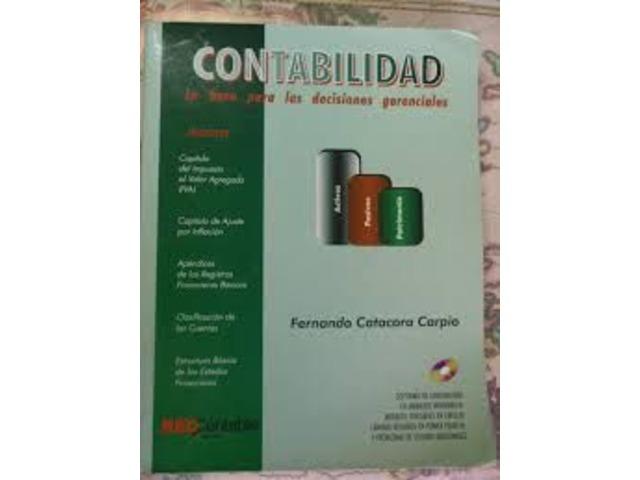 TEXTOS DE CONTABILIDAD Y ADMINISTRACIÓN. - 1/3