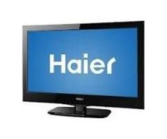 SERVICIO TECNICO TELEVISORES HAIER LCD LED CON FALLA DE RUIDO O QUE SE ESCUCHA Y NO SE VE