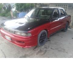 Mitsubishi Zx año 93