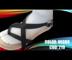 Sandalias Moda Colombia de Excelente Calidad