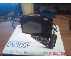 Camara Smart Samsung Dv300f 16.1 Mp. Wifi - Pantalla Dual.