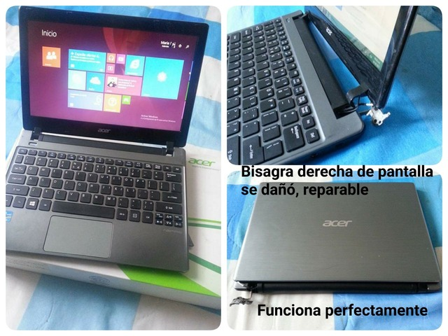 Laptop Acer Aspire V5-171 - 2/2