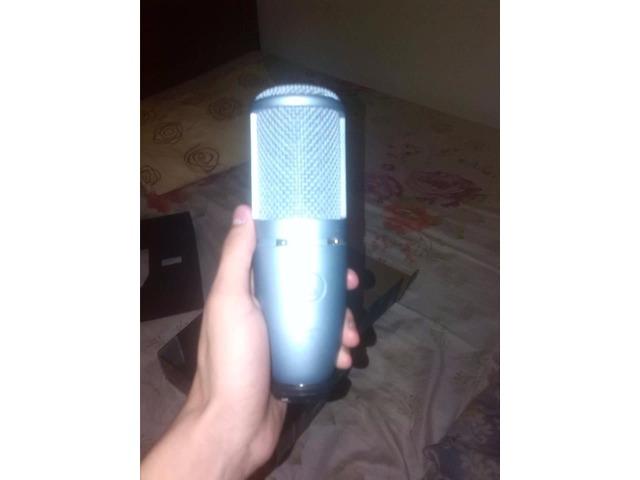 Vendo Microfono Condensador Akg 120 - O Cambio Por Iphone - 4/4