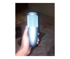 Vendo Microfono Condensador Akg 120 - O Cambio Por Iphone