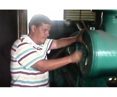 VENTA MANTENIMIENTO INSTALACION DE PLANTAS ELECTRICAS