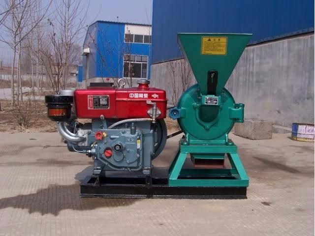 Peladora y pulidora de arroz, 1500-2000KG/H - 1/1