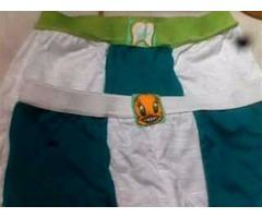 boxer   e interiores de  niño talla 2 a la  12