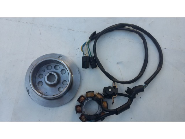 Estator Bobinado HONDA CRF250X 2003-2007 ORIGINAL - 3/3