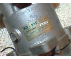 COMPRESOR PARA AIRE ACONDICIONADO CHEVROLET SD-510 NUEVO