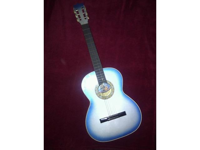 Guitarra como nueva - 1/1
