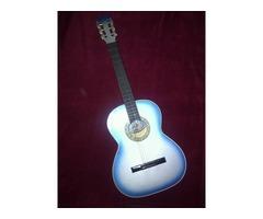 Guitarra como nueva