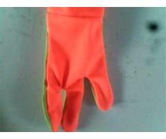 guantes para coser  zapato