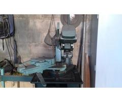 cortadora electrica de perfiles trifasica