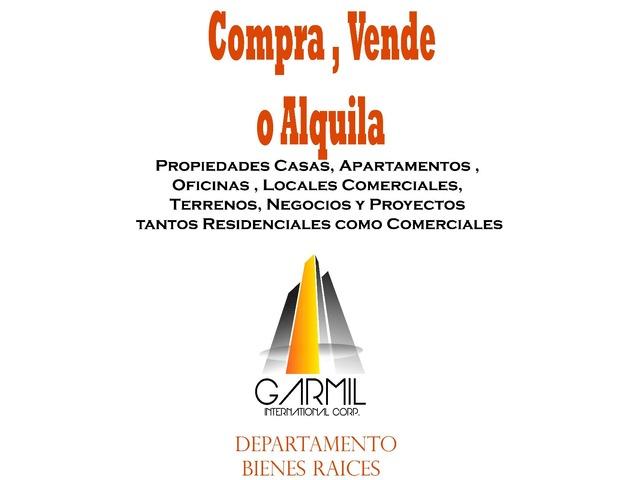 COMPRA , VENDE O ALQUILA - 3/5