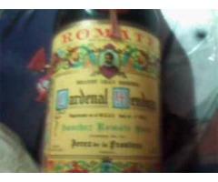 botella de cardenal mendoza
