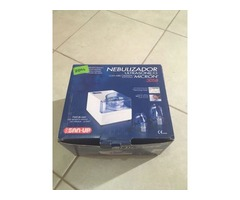NEBULIZADOR ULTRASONICO SAN UP
