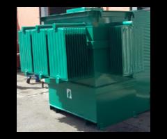 Fabricación Transformador de Distribución tipo Pedestal y/o Pad Mounted Monofásico
