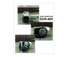 CAMARA DE VIDEO SONY DCR-DVD405