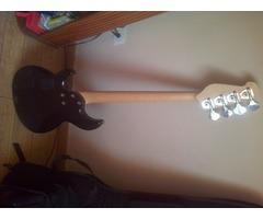 "Bajo Electrico Yamaha ""ACTIVO"" 4 Cuerdas Modelo BB614 - Imagen 3/4"