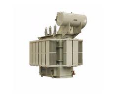 Fabricación Transformador tipo Subestación Potencia Trifásico