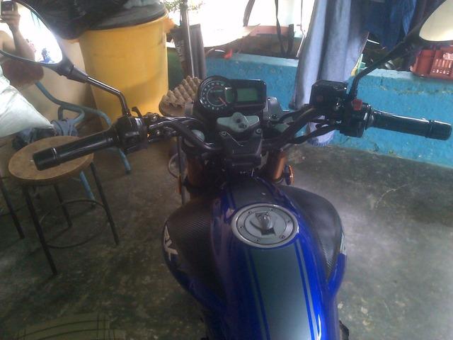 moto rkv año 2013 y horse 2010 - 4/5