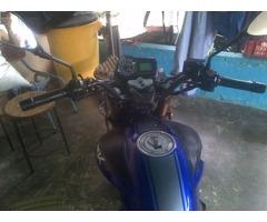 moto rkv año 2013 y horse 2010