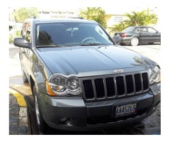 Jeep Grand Cherokee Laredo 4.7L Aut. 4x4 2010