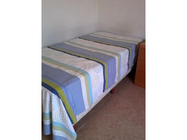 habitacion  tipo estudio San diego Valle verde para estudiante MASCULINO a 300 mtrs paez - 1/1