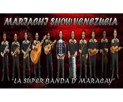 mariachi maracay (mariachi show venezuela)