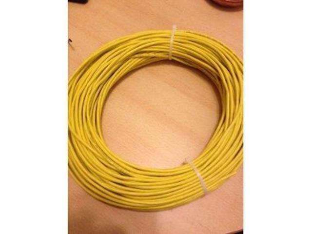 cable de Red c5 Amarillo - 1/1